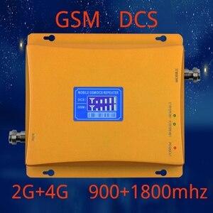 Image 2 - TFX BOOSTER GSM 900 DCS LTE 1800 (الفرقة 3) 4G الهاتف المحمول إشارة الداعم المزدوج الفرقة 2G 4G الهاتف المحمول مكبر الصوت