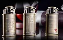 ZORRO Vintage Lighter Mini For Cigarette Kerosene Gasoline Oil Petrol Refillable Flint