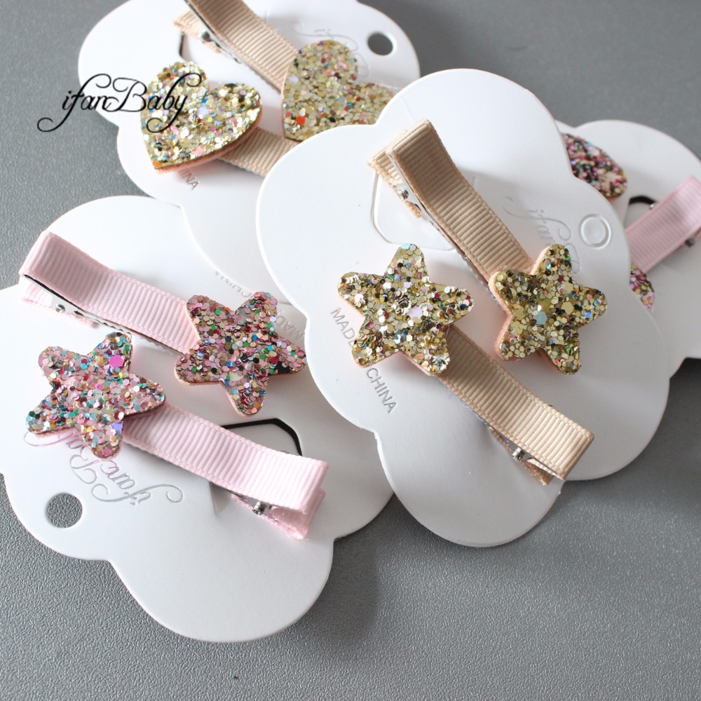 Mother & Kids Girl Hair Clips flower Clips.cute Children Accessories Hair Pin Careful Calculation And Strict Budgeting