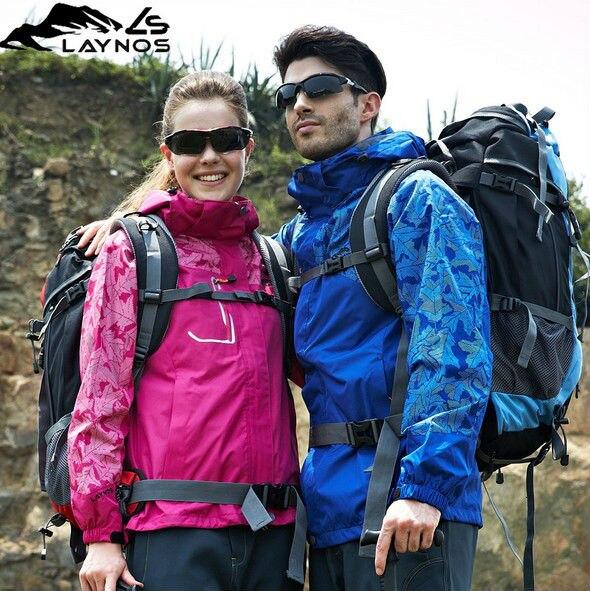 Online Shop Laynos Fashion Men & Women Ski suits jacket Couple ...