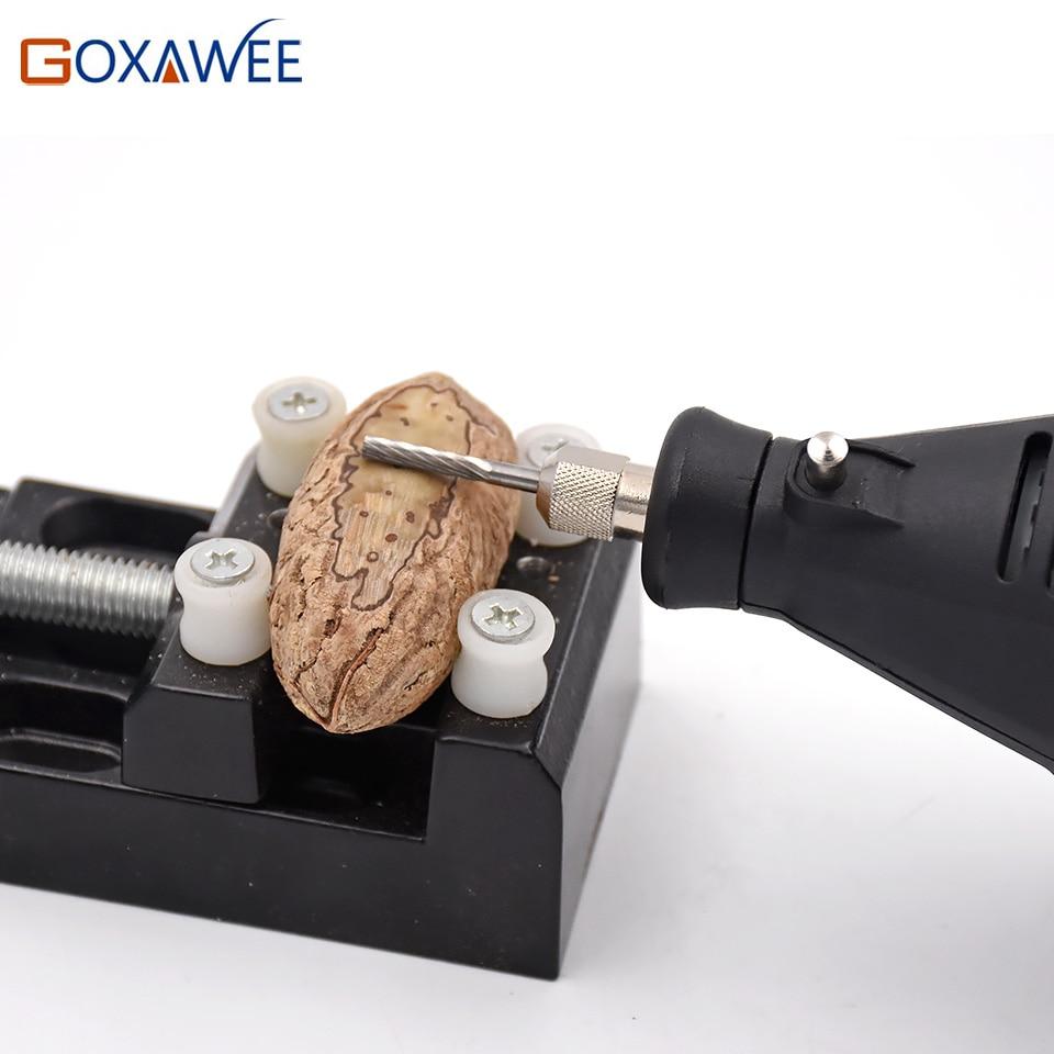 GOXAWEE 20pcs 3X3mm Fresas de carburo de tungsteno Herramientas - Herramientas abrasivas - foto 6