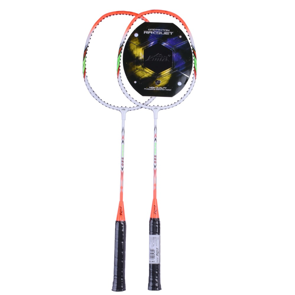 CIMA Professional Carbon Badminton Racket Adult Teens With Protable Bag
