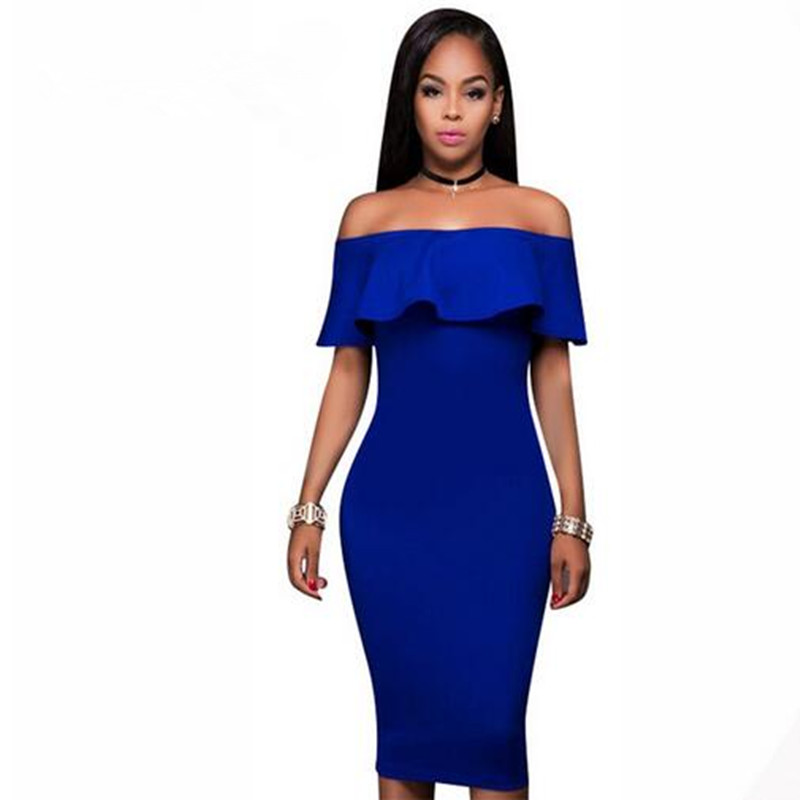 Online Get Cheap Royal Blue Club Dress -Aliexpress.com  Alibaba Group