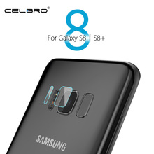 CelBro Back Camera Lens Protector + Flash Light Protector For Samsung Galaxy S8 S7 S6