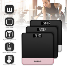 Bathroom Scales Body Fat LCD Digitial Weight Scales