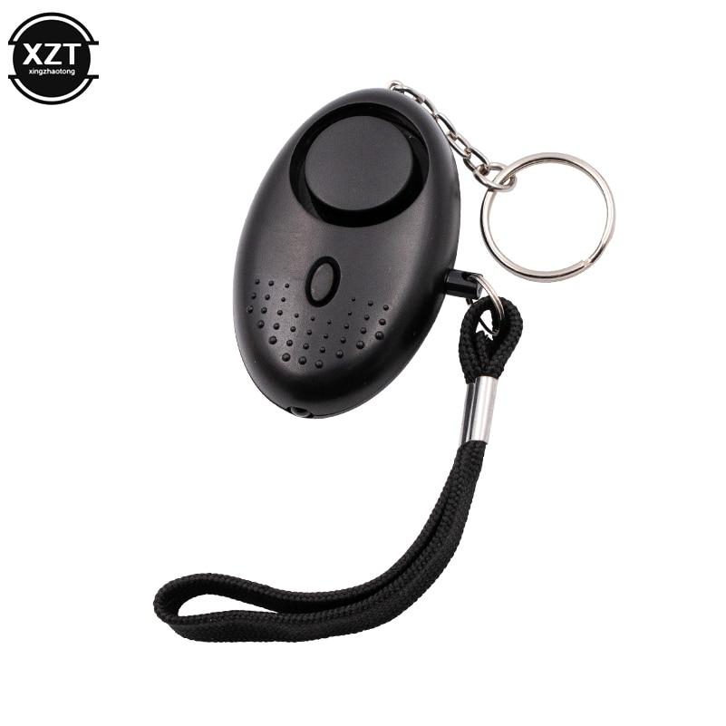 130db proteção de alerta pessoal, sirene anti-ataque, segurança para crianças, menina, mulheres mais velhas, carregando alto pânico, alarme