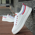 Men's Shoes Free Shipping Summer New Fashion Male Flat Shoes British Style Men's Lace-up Breathable Comfortable Shoes 39-44