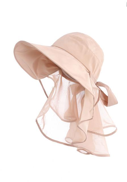 2016 Senhoras Novo Design de Moda Dobrável Chapéu de Sol de Abas Largas Chapéus de Verão Para As Mulheres Ao Ar Livre Proteção UV Multi Color PHC002
