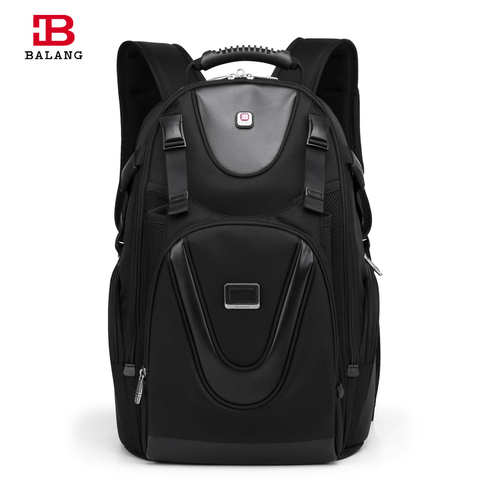 BALANG Multifunction Practical Large Capacity Men Backpack Waterproof Travel Women Casual 17inch Laptop Camera Luggage Bags  balang brand school backpack for teenagers boys girls large capacity travel backpack for men 15 6 inch laptop waterproof bags