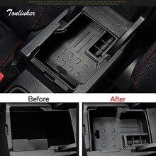 Tonlinker чехол Наклейки для Suzuki Vitara 2016 стайлинга автомобилей 1 шт. ABS пластик подлокотник ящик для хранения случае Стикеры