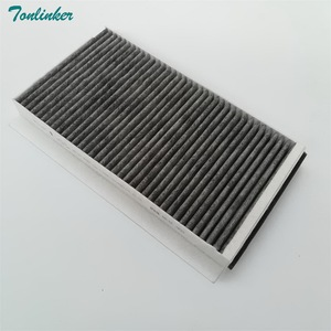 Image 2 - Cabin Filter For Bmw E60 E61 520i 530i 535i 2005 2010 Built in Activated carbon Cabin Filter Car accessories Oem 64319171858