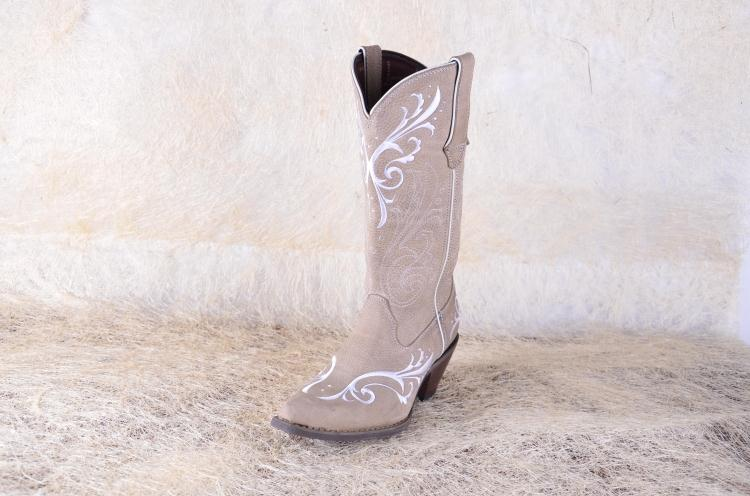 Online Buy Wholesale cowboy boots white from China cowboy boots ...