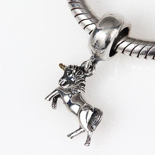 abalorio pandora unicornio