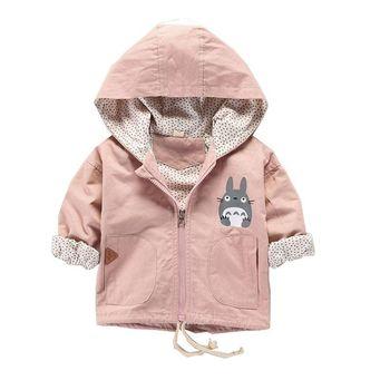 Unisex Hooded Baby Jacket 1