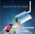 Nuevo Modelo GSM Mando a distancia Socket Remoto Interruptor de Control Remoto Del Teléfono Móvil Motor de la Bomba de Agua Interruptor de Router