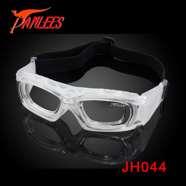 4c386de6f8 Hot Sales Panlees Prescription Football Glasses Handball Sports Eyewear  Basketball Goggles With RX Optical Inserts Free Shipping