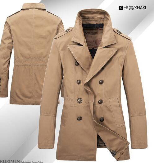 Compare Prices on Cheap Male Trench Coats- Online Shopping/Buy Low ...
