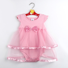 Baby Girls Dress Rompers Clothes Jumpsuit