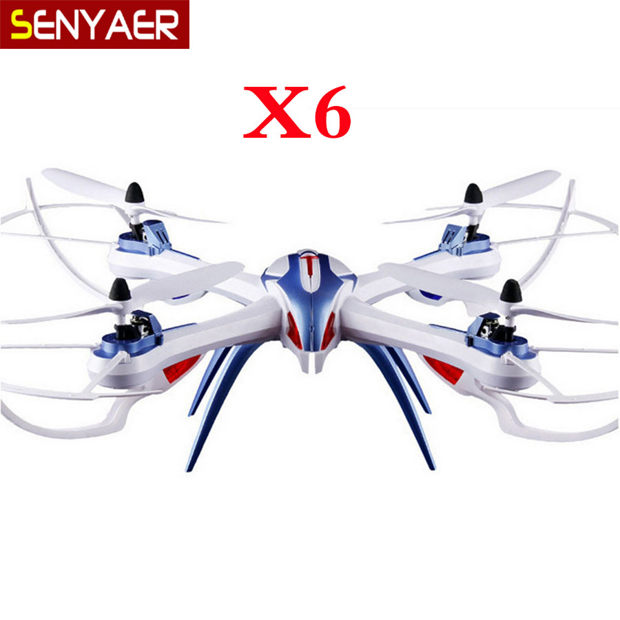 YiZhan Tarantula X6 2.4G 4CH RC Helicopter Drone Toy Model Can Add Wide Angle 5MP Or 2 MP Camera With Long Remote Distance 300M  yizhan tarantula x6 4 axis rc helicopter drone toy model can add wide angle 5mp or 2 mp camera with long remote distance 300m