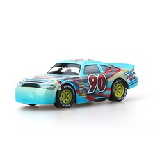 New Disney Pixar Car 3 Toy Mcqueen Family Models 1:55 Die-cast Metal Alloy Model Boys Birthday Christmas Gift No.90