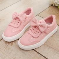HaoChengJiaDe Spring Children Sneakers High Quality Flat Children Casual Shoes Princess Girls Shoes Kids Soft Flat