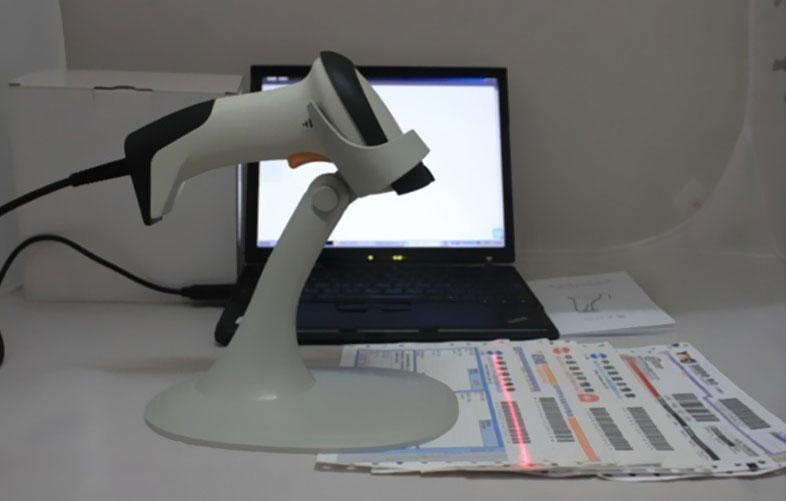 Сканер штрихкодов автоматический сканер штрих-кода автоматический индукции сканер с подставкой