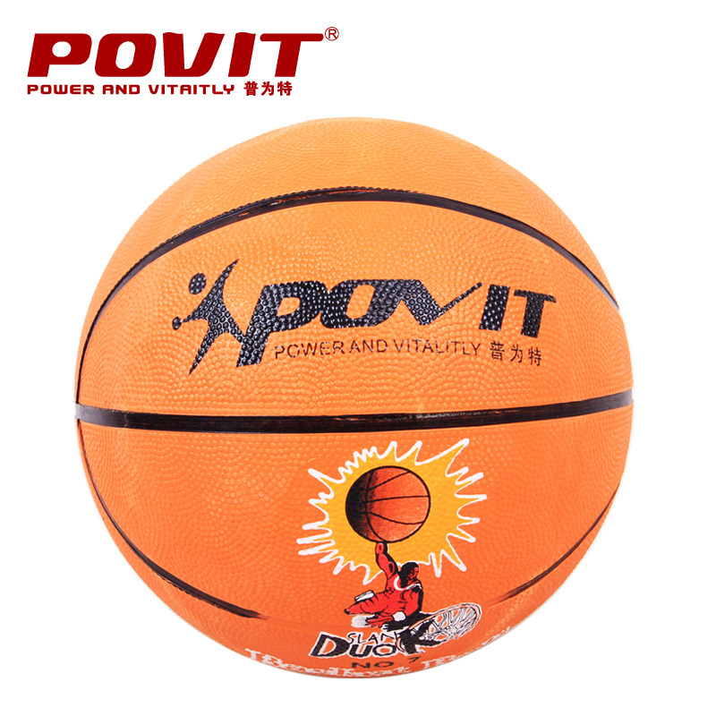 Outdoor Basketball Povit Sports Fitness Standard Basketball Pe-4274