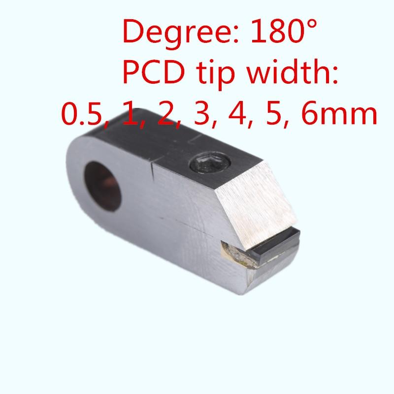 YIYAN lameda kujuga 180 kraadi Posaluxi teemanttööriistad ehete lõikeriist masina jaoks - 0,5–6mm PCD laius on saadaval