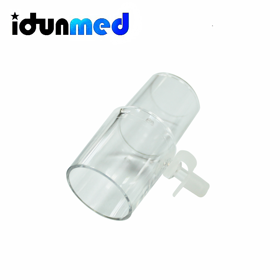 Idunmed CPAP BiPAP Adapter Connector Supplies For Machine Mask Tube Accessories For Sleep Apnea Anti Snoring
