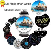 купить Wristwatch 2019 Smart watch 3G WIFI GPS SIM Card Android 5.1OS Heart Rate Monitor Pedometer for iOS Android Phone PK KW88 KW99 дешево