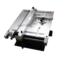 Woodworking machinery Table Saw Micro Small Table Sawing machine Circular Saw Mini Precision Table Saw 220v240w 1pc