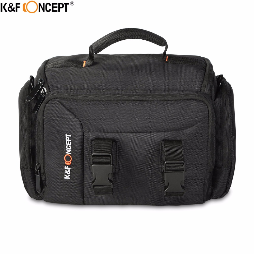 K F CONCEPT Waterproof Camera Case Bag L 900D Traval Modern Casual Multifunctional Shoulder Bag Hold