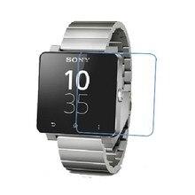 Ultra Clear HD Vorder LCD glossy Schutzfolie Display-schutzfolie Für Sony Smartwatch 2 SW2