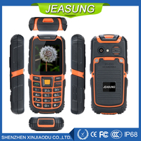 Jeasung S6 Elderly Phone Mini Outdoor Rugged Phone Big Speaker Dual SIM With Long Standby Battery