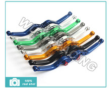 CNC Adjustable Extendable Folding Brake Clutch Lever For HONDA CB599 CB919 CBR 600 NC 700 CBR 900 RR VTX 1300 Magana VF 750