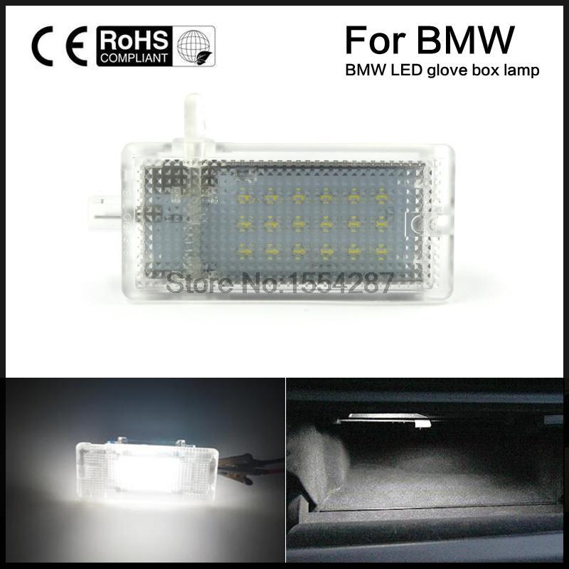 2 шт. для BMW <font><b>LED</b></font> бардачку свет E53/X5/E87/E92/E46/X3/мини R56/<font><b>R53</b></font>