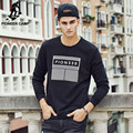 Pioneer Camp Men Hoodies 2017 Band new design casual Spring Hoodies Men Fashion Sweatshirts male Masculine Top quality 699030