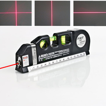 3 Line Infrared Laser Level  Ruler Optical Horizontal Meter Tape Scale Measure Instrument Vertical Measure Equipment