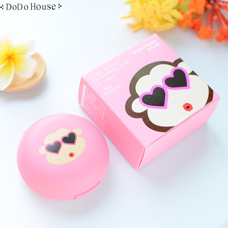 Face Blusher Palette Makeup Foundations Matt Blush Powder Professional Cute Pink Cheek With Brush Kits Rouge Korean Cosmetics все цены