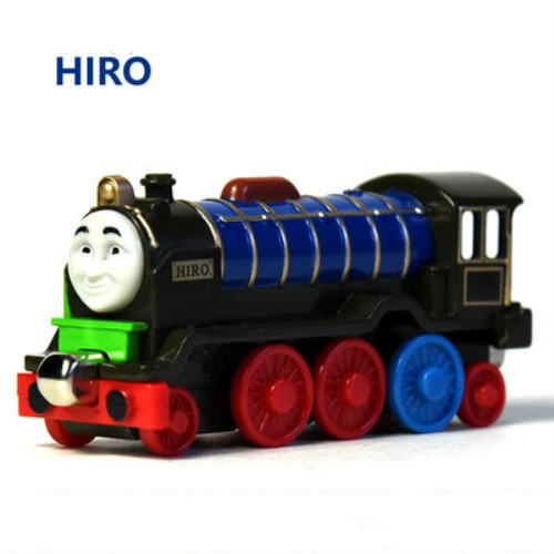Toys & Hobbies Smart Hiro Color--die Cast Trains Magnetic Connector Magnetic Tails The Tank Engine Trains Kids Toy Car Toys Relieving Heat And Thirst.