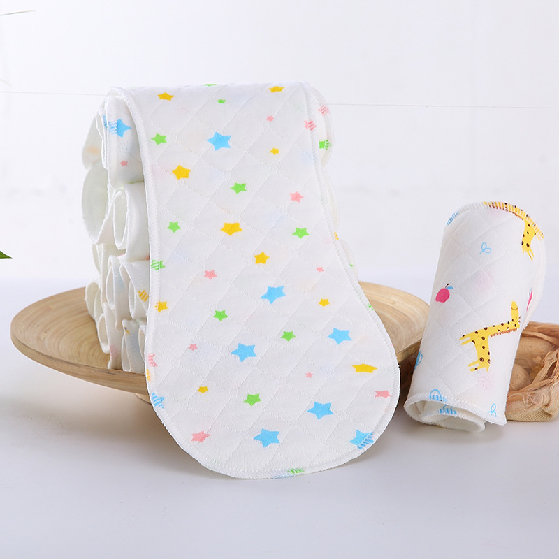 Baby Diaper Nappies-Liners Washable-Cloth Reusable Inserts 6-Layers 100%Cotton