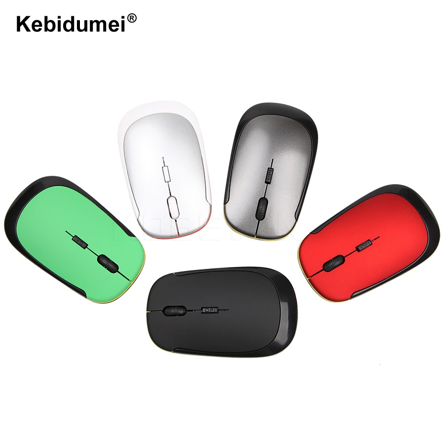 how to connect wireless optical mouse 2.0