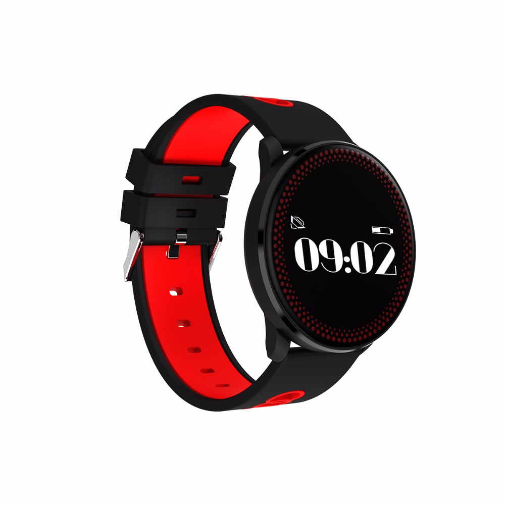 Waterproof Watch Bracelet Monitor Blood Pressure And Heart Rate Smart Watch 2