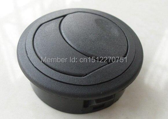 Adjule Round Auto Air Vent Car Conditioning