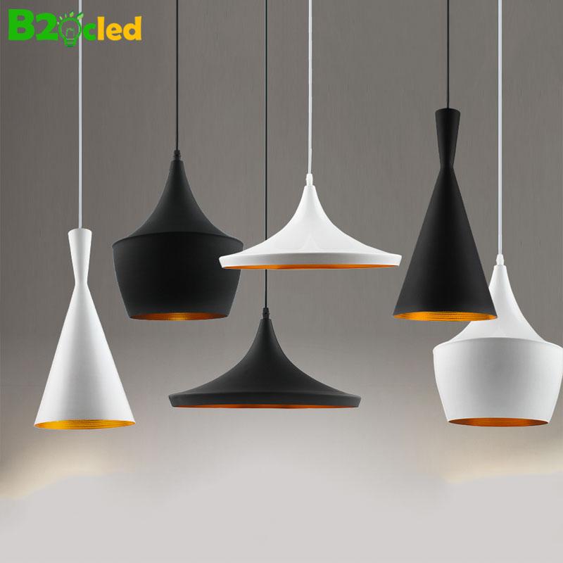 B2OCLED Pendant Lights European Industrial Wind E27 base Design Ceiling Lamp free sent LED light bulbs запонка arcadio rossi запонки со смолой 2 b 1026 20 e