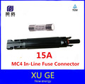 high-current PV solar fuse holder compatible MC4 connector in solar energy systerm 10pcs/lot