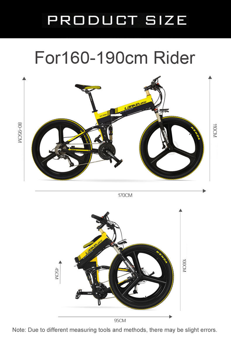 HTB15hLWbcrrK1RjSspaq6AREXXav - 27 Pace Electrical Scooter 48V Electrical Bicycle 240W Hydraulic Disc Brake and Oil Suspension Grownup Folding Moveable Electrical Bike