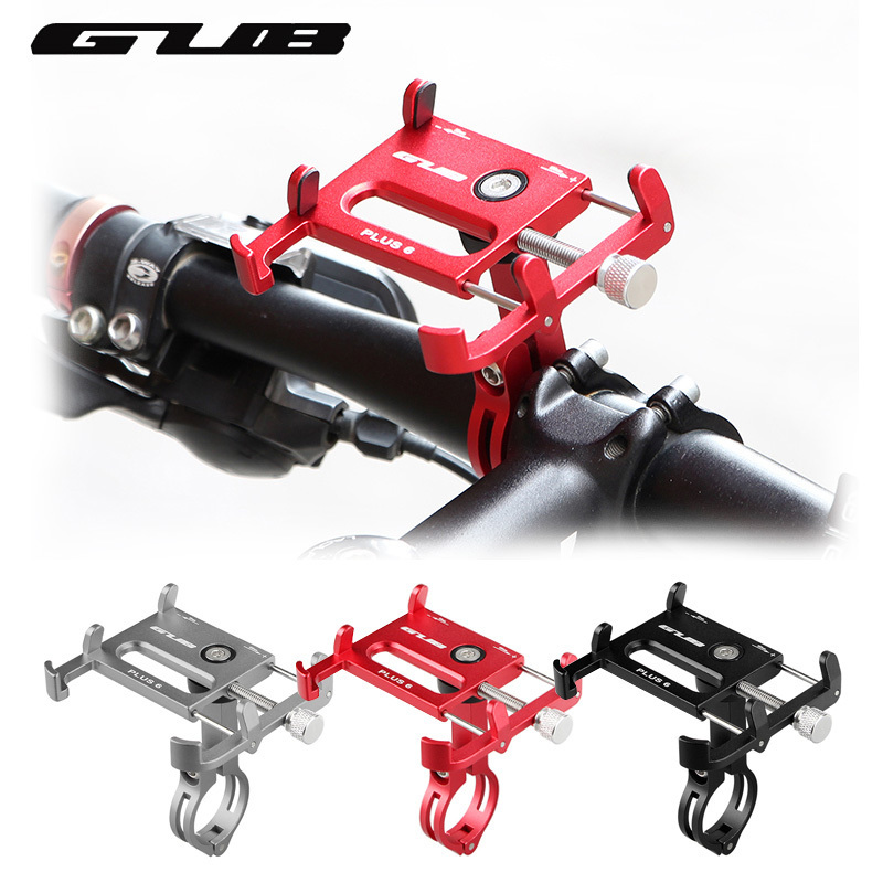 GUB Rotating Bicycle Phone Holder For 3 5 6 2inch font b Smartphone b font 360