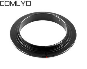 COMLYO AI 52mm Lens Adapter For Nikon D40 D80 D300 Marco Fit