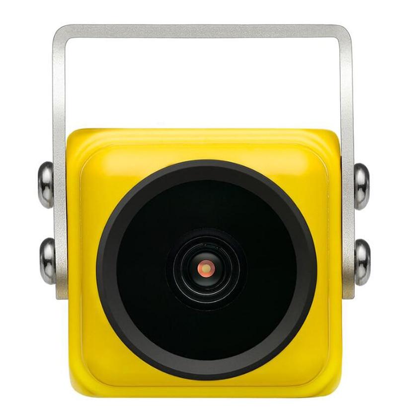 Caddx.us Turbo S1 600TVL 2.1mm/2.3mm lens Mini FPV Camera NTSC/PAL 1/3 CCD Sensor Night Version Racing Camera for RC Hobby Part caddx turbo micro s2 2 1 1 8mm fpv camera 4 3 pal ntsc newest ccd sensor with ultra low latency yellow for rc fpv racing drone